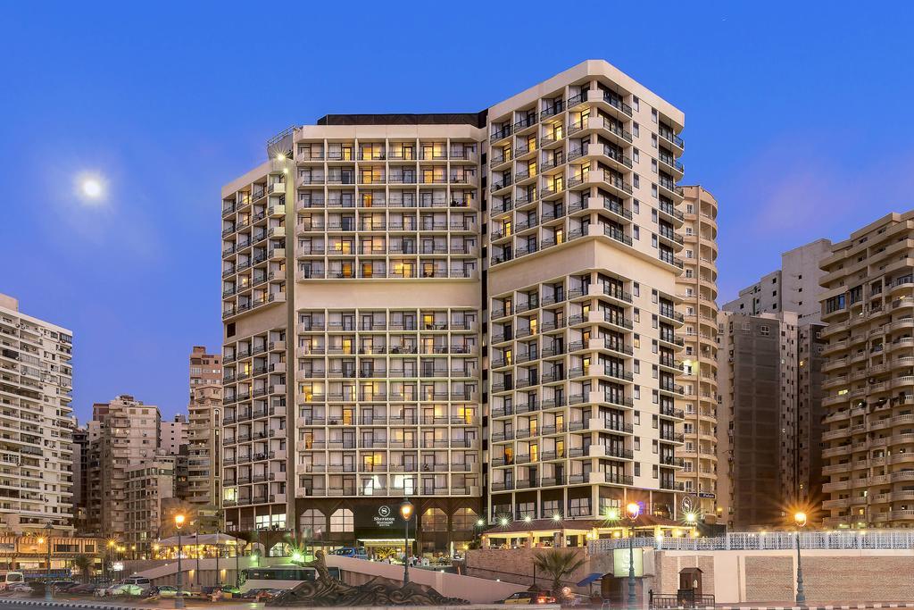 فنادق 5 نجوم الاسكندريه,فندق شيراتون المنتزه