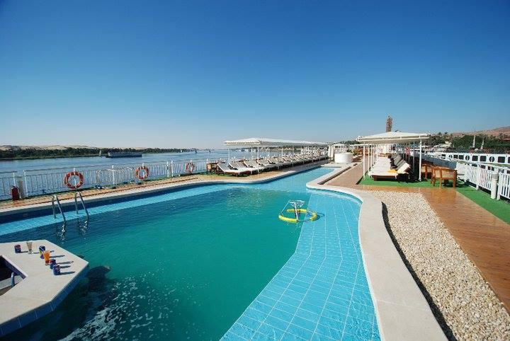 نايل كروز اوبرا Opera Nile Cruise